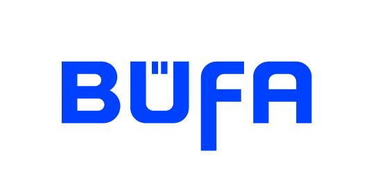 Das Logo der Firma Büfa