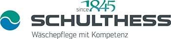 Das Logo der Firma Schulthess