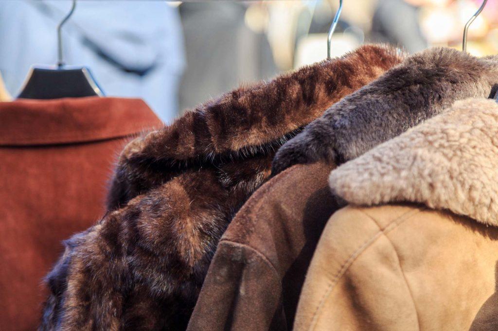 Leder- und Pelzreinigung