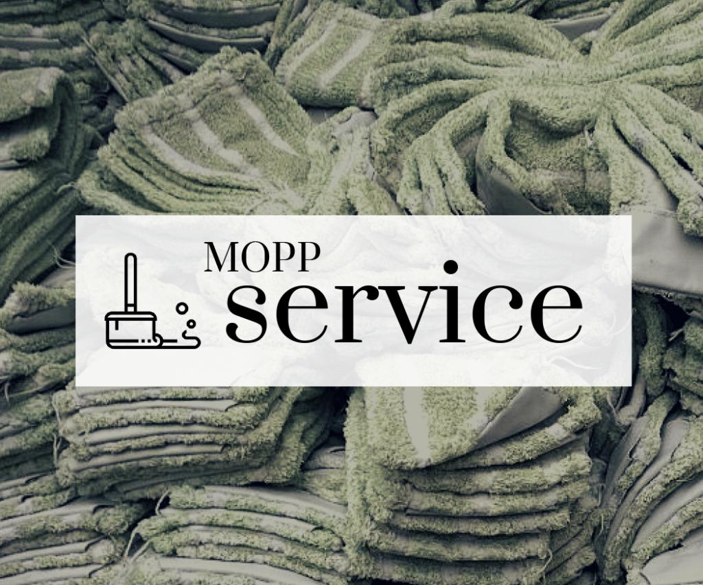 Unser Mopp-Service